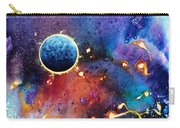Luna Violet Carry-all Pouch