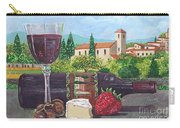 Lunch In Provence Carry-all Pouch