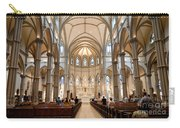 Lunchtime Mass At Saint Paul Cathedral Pittsburgh Pa Carry-all Pouch