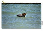 Lunchtime Pelican  Carry-all Pouch