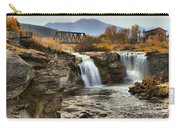 Lundbreck Falls Provincial Park Carry-all Pouch