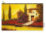 Lungo Il Fiume Tra I Papaveri Carry-all Pouch