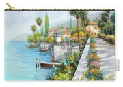 Lungolago Carry-all Pouch by Guido Borelli