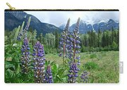 Lupine In The Alpine Carry-all Pouch