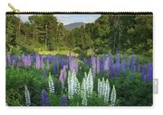 Lupine In The Valley Carry-all Pouch