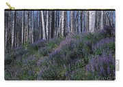 Lupine On Mt. Washburn - Yellowstone Carry-all Pouch