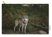 Lupine Pose Carry-all Pouch