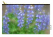 Lupine Soft Focus Carry-all Pouch