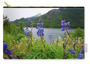 Lupines And Water Carry-all Pouch