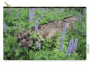 Lupines And Windfall Carry-all Pouch
