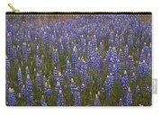 Lupines Carry-all Pouch