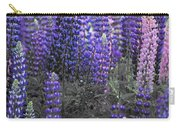 Lupins 2016 35a Carry-all Pouch
