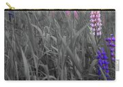 Lupins 30 Carry-all Pouch