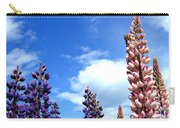 Lupins Carry-all Pouch