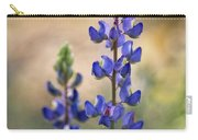 Lupinus  Carry-all Pouch