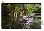 Lurking Crocodile Carry-all Pouch