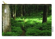 Lush Green At 2 Carry-all Pouch