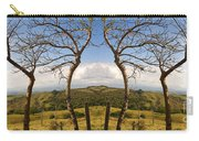 Lush Land Leafless Trees IIi Carry-all Pouch