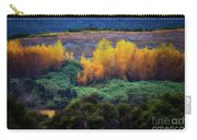 Lush New Zealand Countryside Carry-all Pouch