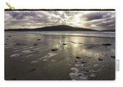 Luskentyre Beach Sunset Carry-all Pouch