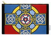 Lutheran Cross Carry-all Pouch