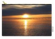 Lutsen Shore Sunrise Two Carry-all Pouch