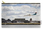 Lux Air London City Airport Carry-all Pouch