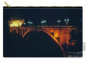 Luxembourg Bridge Carry-all Pouch
