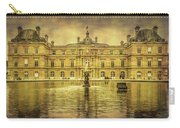 Luxembourg Palace Paris Carry-all Pouch