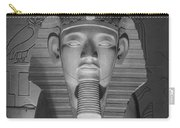 Luxor Interior 2 B W Carry-all Pouch