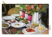 Luxurious Breakfast Buffet  Carry-all Pouch