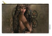 Luxurious  Steampunk Carry-all Pouch