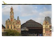 Luz Station In Sao Paulo - Brasil. Carry-all Pouch