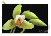 Lycaste Deppei Orchid Carry-all Pouch