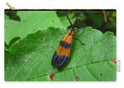 Lycomorpha Moth Carry-all Pouch