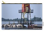 Lyman Harbor Lighthouse Carry-all Pouch