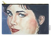 Lynda Carter Carry-all Pouch