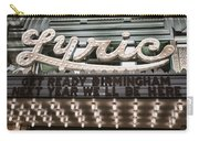 Lyric Theater Birmingham Carry-all Pouch