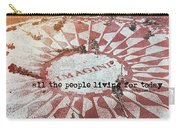Lyrics Quote Carry-all Pouch