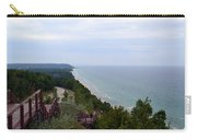 M22 Scenic Lake Michigan Overlook  Carry-all Pouch