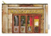 Ma Bourgogne Carry-all Pouch by Debbie DeWitt
