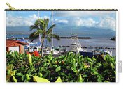 Maalaea Boat Harbor Carry-all Pouch