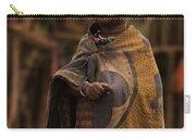 Maasai Boy Carry-all Pouch