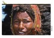 Maasai Warrior Carry-all Pouch