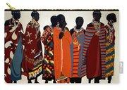 Maasai Women Carry-all Pouch