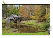 Mabry Mill In Fall 1 Carry-all Pouch
