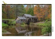 Mabry Mill In Fall 2 Carry-all Pouch