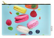 Falling In Love With Macaroons  Carry-all Pouch