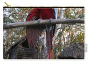 Macaw Guatemala Carry-all Pouch