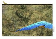 Macaw In Flight Carry-all Pouch